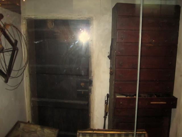 James Watt's lab's door