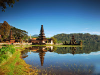 Most beautiful Bali island