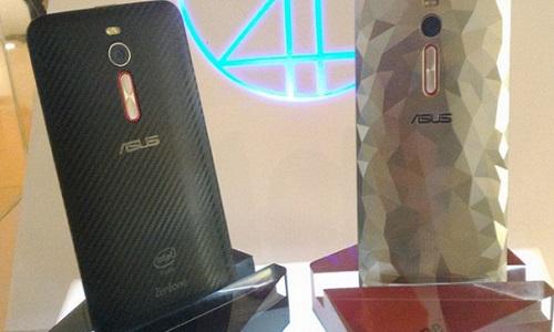 Asus Zen Fone 2 Deluxe Special Edition