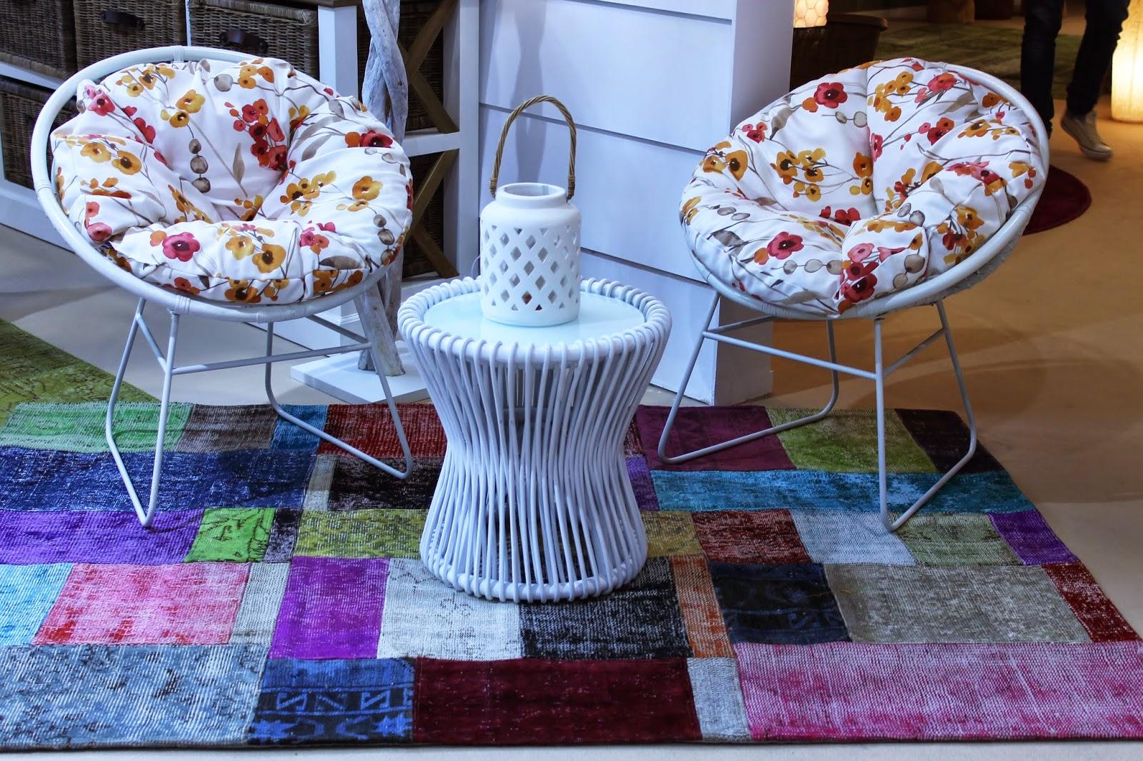 mobiliario de jardín en habitat