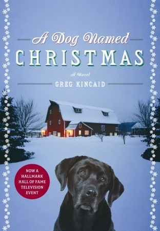 Sunlit Pages: A Dog Named Christmas by Greg Kincaid