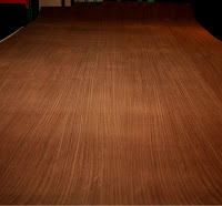 12' quartered wenge
