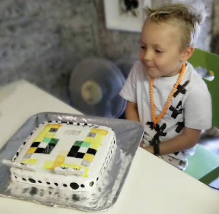 Minecraft, Stampy Cat Cake