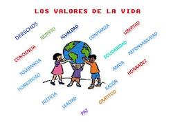 Recursos para la educación en valores