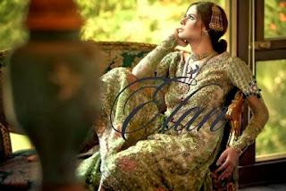 Embroidered Dresses Bridal Wedding Wear