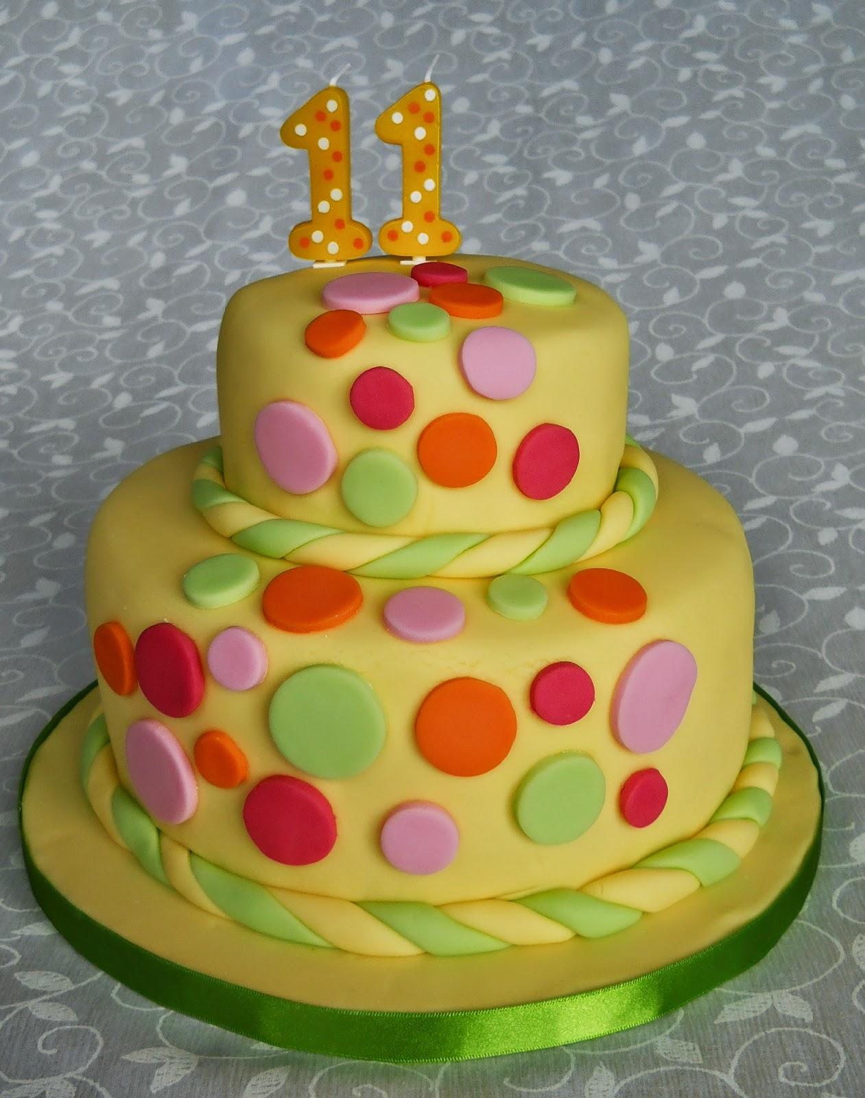 Working Mum On The Verge Birthday Cake No 8