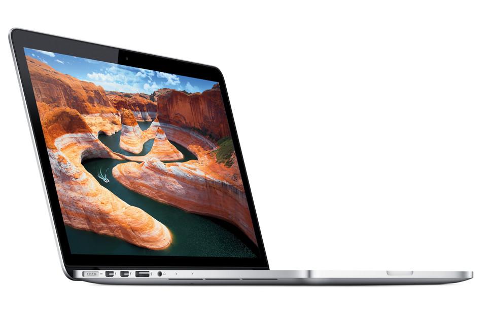 MacBook Pro 13 Inch Terbaru Dengan Retina Display Dan