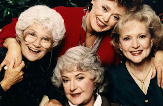 ... das Golden Girls (Sarilhos com elas / Supergatas)