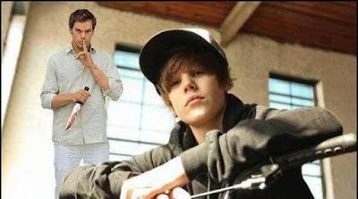 Dexter mata a Justin Bieber
