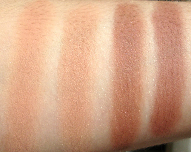 Makeup Geek Eyeshadows Review, Swatches, Dupes