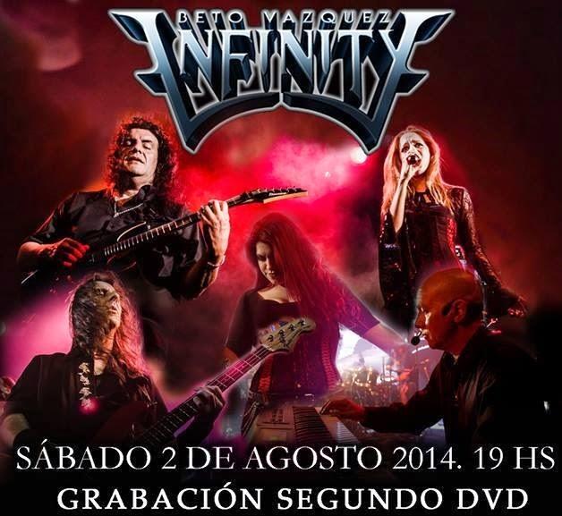 elvuelodelaesfinge.com.ar / beto vazquez infinity dvd-2-agosto-2014
