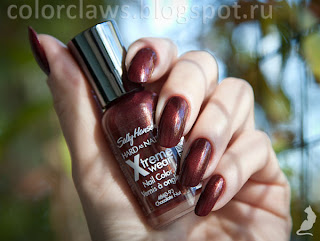 Sally Hansen Xtreme Wear Chocolate Nut