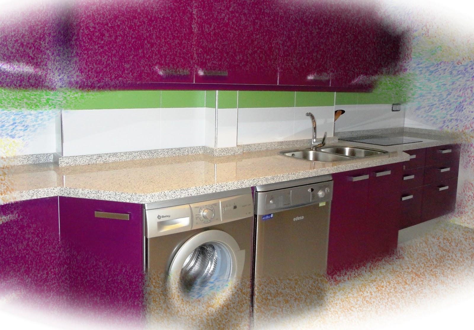 Cocinas calve ideas - Montadores de cocinas ...
