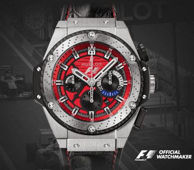 HUBLOT KING POWER F1 AUSTIN