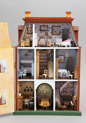 The Dolls House Interior View