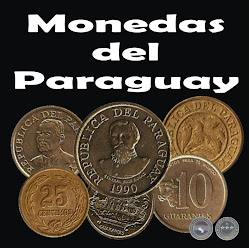 MONEDAS DEL PARAGUAY