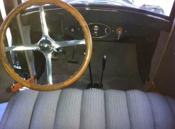 1927 Durant Star Coupe Auto Restorationice