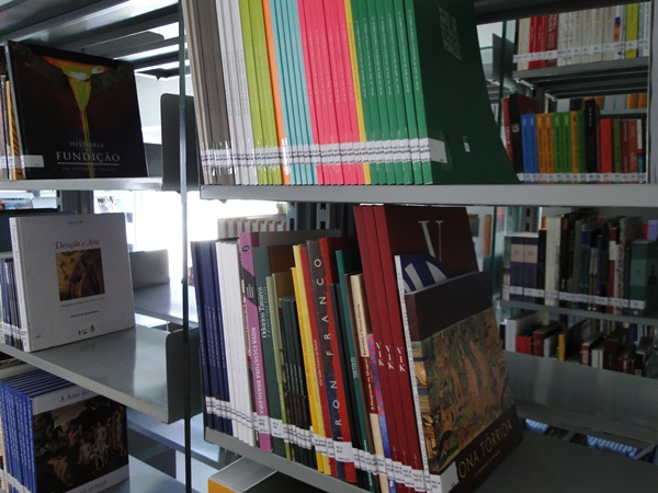 Biblioteca do MAC em Campina Grande