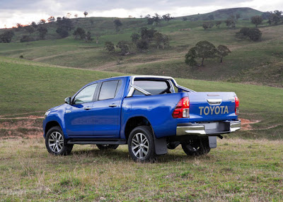 All New Hilux 2016 Indonesia