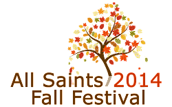 October 31, 2014: All Saints Festival