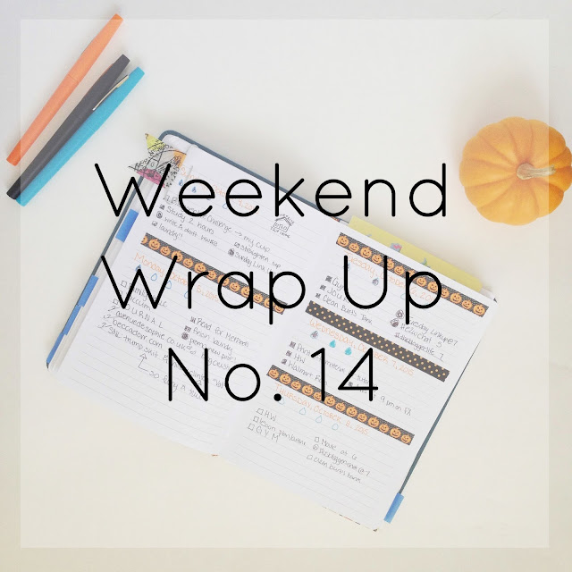 Weekend Wrap No. 14