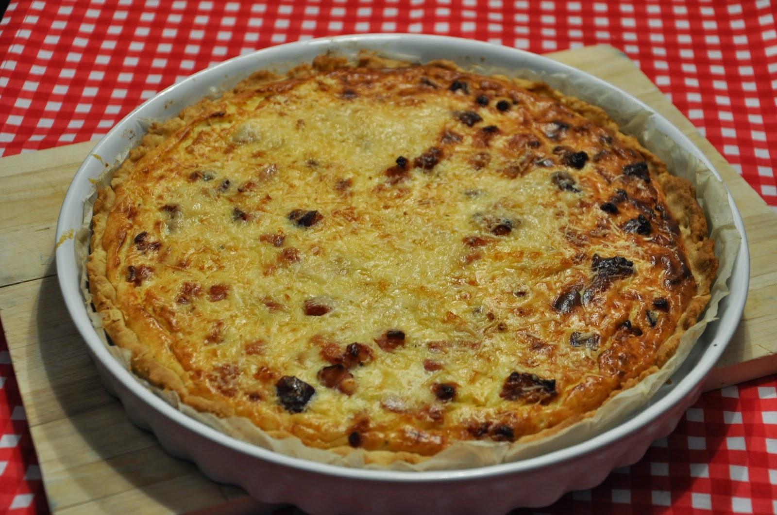 Paczek W Masle Blog Przewaznie Kulinarny Placek Lotarynski Z