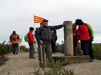 Dalt del cim allargat del Puigsoler