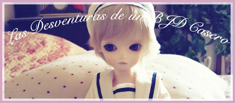 Las Desventuras de un BJD Casero