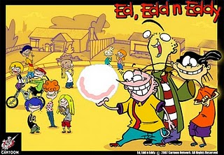 Ed, Edd n Eddy Cartoon Image