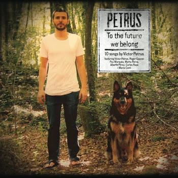 petrus cantautor menorquin, nuevo album. disco de debut