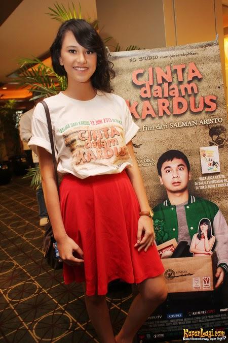 Dahlia Poland Artis Remaja Indonesia