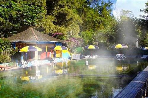 Sari Ater Hot spring