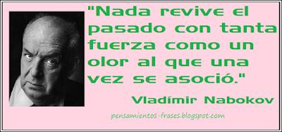 frases de Vladímir Nabokov