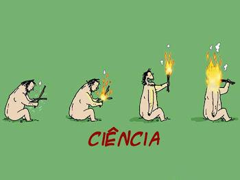 Origem da Ciência (e do fogo)
