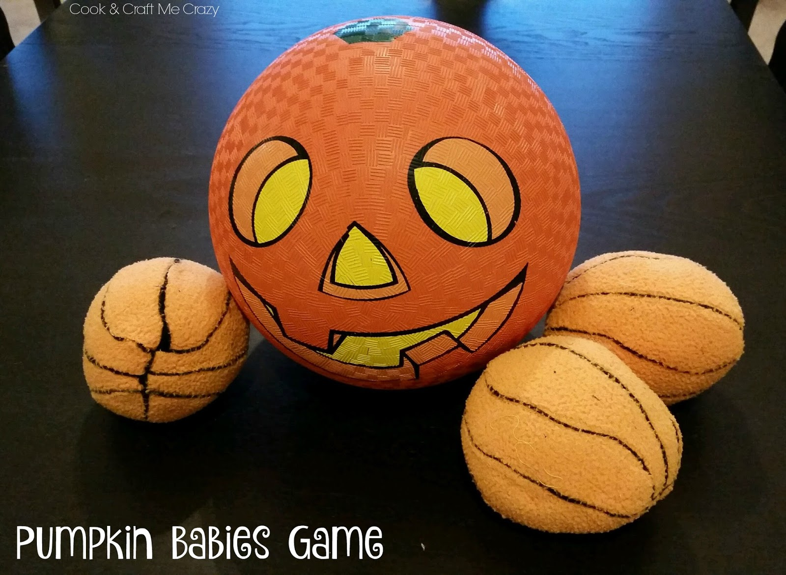 Cook and Craft Me Crazy: 5 fun Halloween party games!