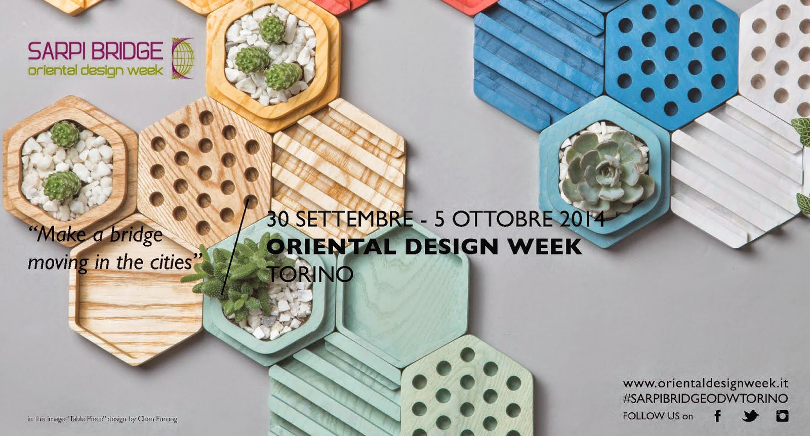 Sarpi Bridge U2022 Oriental Design Week Turin