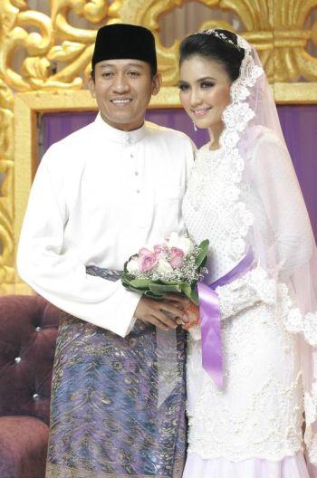 Gambar Majlis Perkahwinan Fasha Dan Jejai