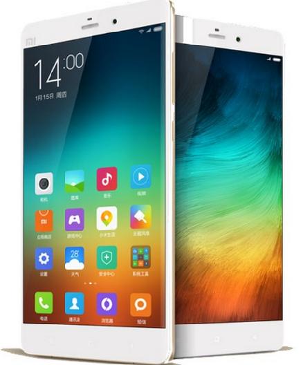 Harga HP Xiamo Mi Note Pro terbaru 2015