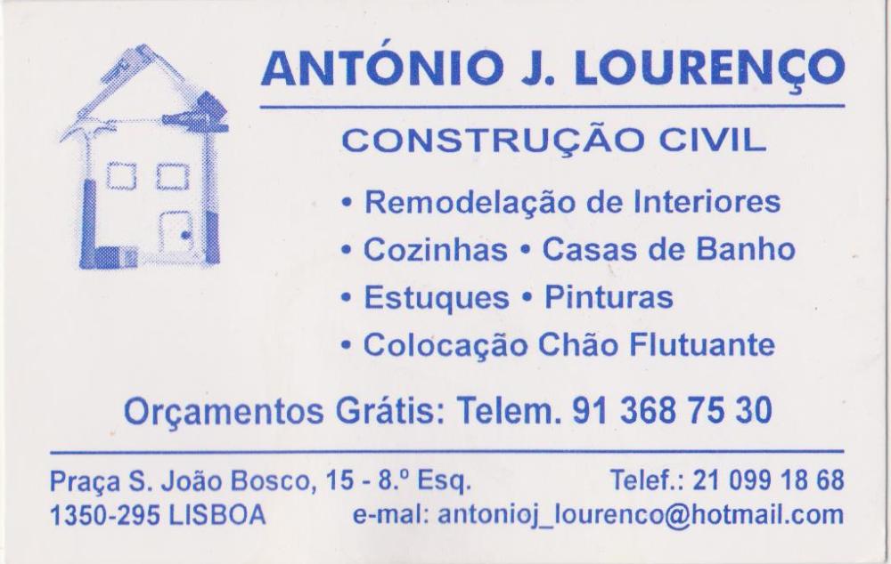 A. J. LOURENCO