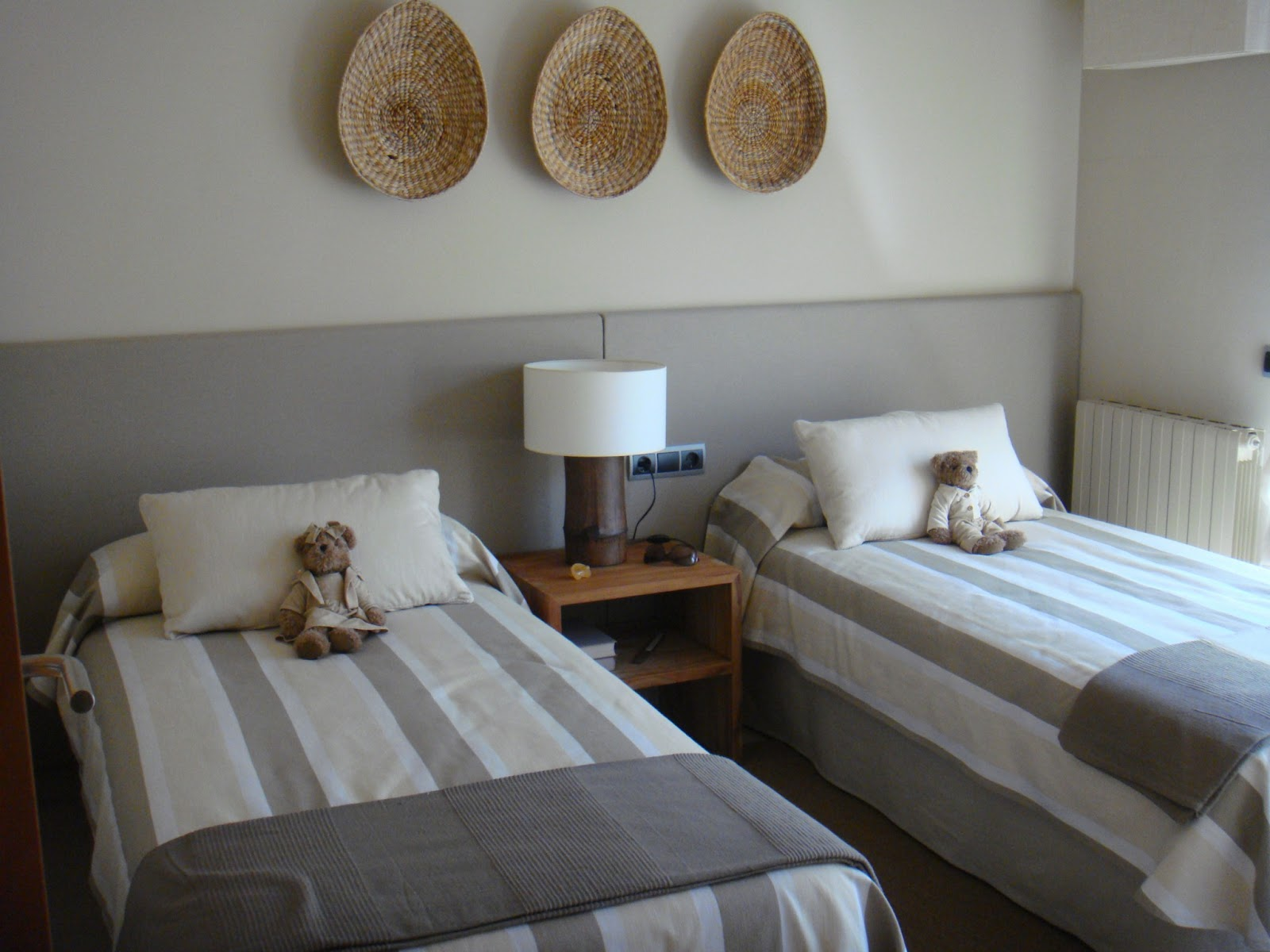Con lim n y sal una habitacion para dos - Habitaciones de dos camas ...
