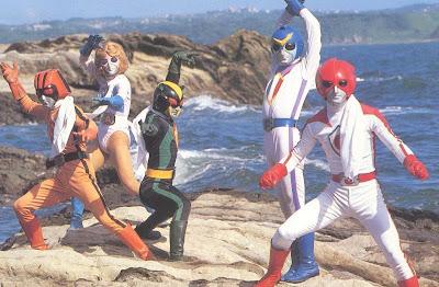 Super Hero Time! Releases Battle Fever J!
