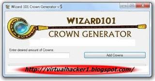 Wizard101 Crown GeneratorWizard101 Crown Generator