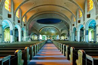 inside-Mission Dolores-San Francisco