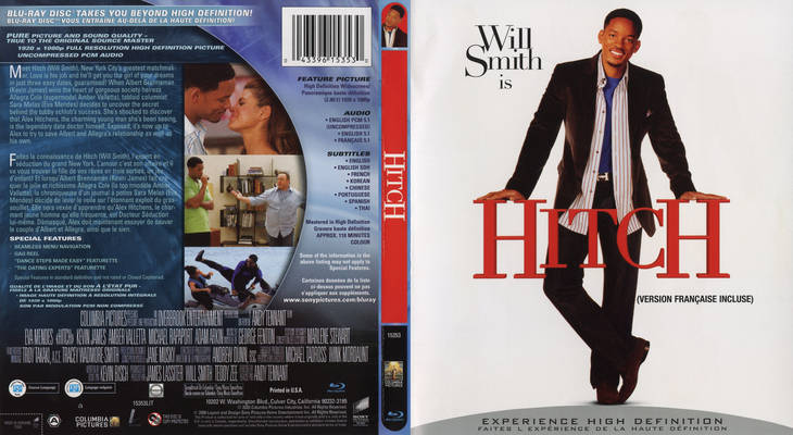 Review of movie hitch