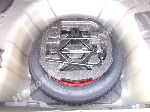 Kia Accessory Store 2014 16 Kia Soul Compact Spare Tire Kit