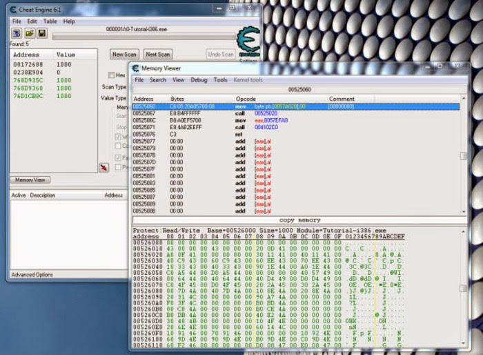 Download Cheat Engine Full Terbaru 2014