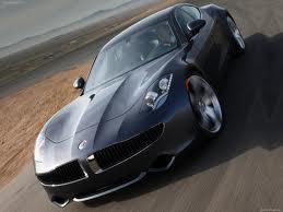 Fisker Karma Luxury Sport Car