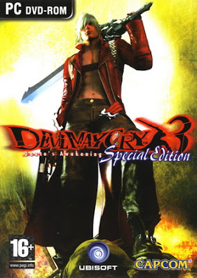 Devil May Cry 3 Free Download PC Game Highly Compressed Full Version