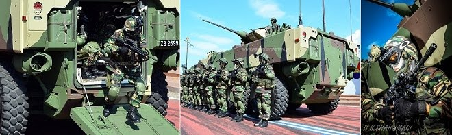 MALAYSIAN ARMED FORCES FUTURE ARMY CONCEPT ( MALAYSIAN ARMY )