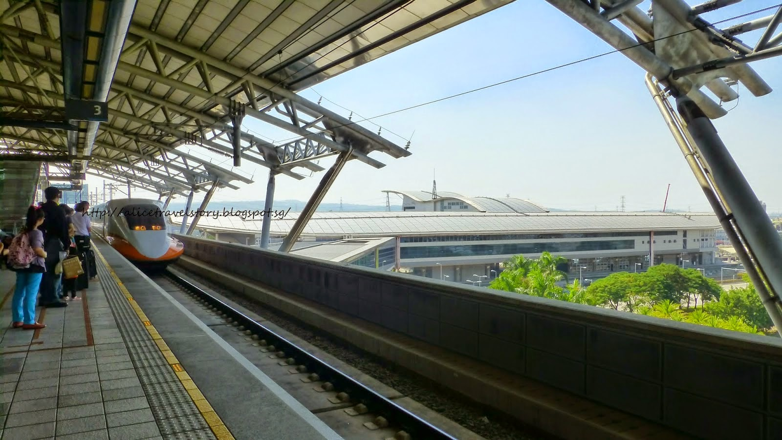How to book Taiwan HSR Train Ticket in advance